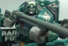 Hasbro TRANSFORMERS Generations SERGEANT KUP & IGear Cygar Head Upgrade