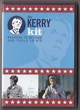 John Kerry 2004 - The Kerry Kit - Reasons To Believe And Tools To Win - Move On