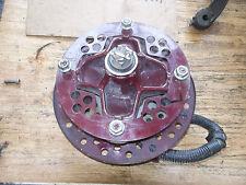 Yamaha Banshee 1989 left front spindle/brake caliper knuckle I have more parts