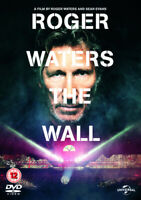 Roger Waters the Wall DVD (2015) Sean Evans cert 12 ***NEW*** Quality guaranteed