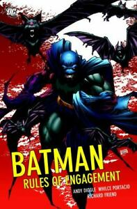 Batman: Rules of Engagement by Andy Diggle (2008, Paperback)