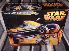 Star Wars Revenge of the Sith Anakin Skywalker Jedi Starfighter boxed 2005