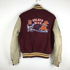 Vintage Golden Bear Usa Varsity Jacket