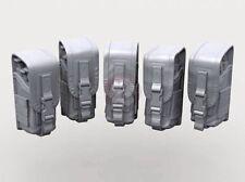 Legend 1/16 120mm HSGI Universal Modular Magazine Pouch Set (6 pieces) LF3D16004