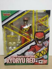 S.H. Figuarts Kyoryu Red Zyuden Sentai Kyoryuger Power Rangers Dino Charge NEW