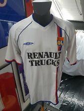 Maillot jersey trikot shirt maglia camiseta ol PSG om lyon L 2003/2004