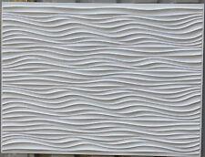 PLB-wave ceiling tiles embossed 3D wall shop restaurant nightclub 10tiles/lot
