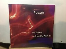 VIN MITCHELL and Guitar Madness - Pounce ~ BLUE CRESENT 003 [MINT SEALED] ->NICE