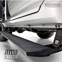 AMP RESEARCH POWERSTEP RETRACTABLE SIDE STEP 2007-2014 CADILLAC ESCALADE ESV EXT