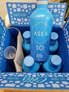 1 litre bottle ASEA Water Dietary Supplement long expire date 04/22 1l