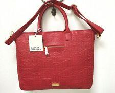 100% Genuine Leather BADGLEY MISCHKA Large Women's Bag