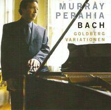 Murray Perahia, Bach - Goldberg Variations (CD 2000) Sony Classical