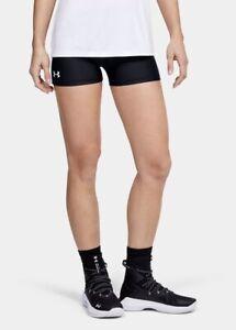 Under Armour Women's UA Team Shorty Shorts.