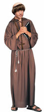 Mens Monk Halloween Robe Costume