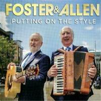 FOSTER & ALLEN Putting On The Style 2CD/DVD BRAND NEW NTSC Region 0