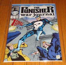 1988 Punisher War Journal #1 1st Print Marvel Comics