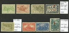 3 Number Russian & Soviet Union Stamps