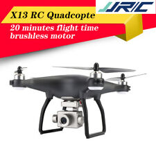 JJRC X13 WiFi 1080P Camera Brushless Motor GPS RC Quadcopter FPV Racing RC Drone