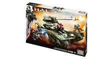 Mega Bloks Halo De Juguete Scorpion's Sting 616 piezas del tanque de construcción Playset Juego