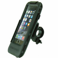 Easy Fit Tough Hard Case Motorcycle Bike Handlebar Mount for iPhone 8 PLUS