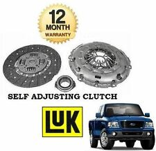 FOR FORD RANGER 2.5DT 3.0DT TDCi 2006--> SELF ADJUSTED 3 PIECE LUK CLUTCH KIT