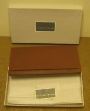 CUTTER & BUCK  Leather Passport Wallet for MOSES CONE HEALTH SYSTEM New In Box