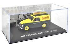 1/43 IXO ALTAYA FIAT 500C SERVICE ASSISTANCE-CAMION ITALIEN PUBLICITAIRE -C62
