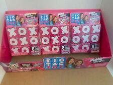 Set Of #7 #9 #11 Tic Tac Toy XOXO 8 Surprises with Friends Wings Birthday Favor