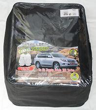 FULL CAR PACK WATERPROOF CANVAS CAR SEAT COVERS TOYOTA PRADO 150 09-ON