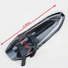 XLC Mudguard VR MG-C05 Fatbike - Schutzblech vorne - semitransparent schwarz