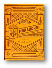 Monarch Mandarin Edition by theory11 Poker Spielkarten Cardistry