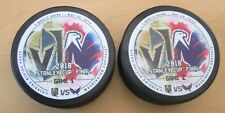 2 Vegas Golden Knights vs Washington Capitals STANLEY CUP FINAL 2018 Game 1 & 2