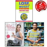 Doctor's Kitchen collection Food Medic fast Diet low carb dr hazel wallace