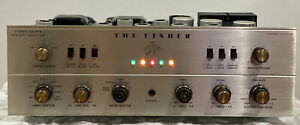 FISHER X-202-B TUBE RECEIVER