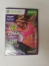 Zumba Fitness Core KINECT (BRAND NEW Microsoft XBOX 360)