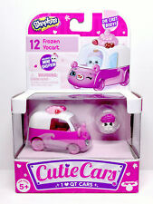 Shopkins Cutie Cars #12 Frozen Yocart Series 1 New