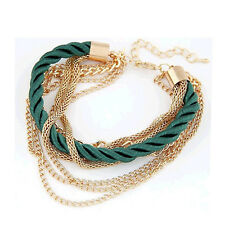 #3087 Fashion rope chain bracelet decoration for girl  hot selling