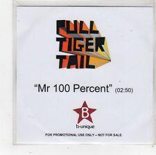 (FS834) Pull Tiger Tail, Mr 100 Percent - 2006 DJ CD