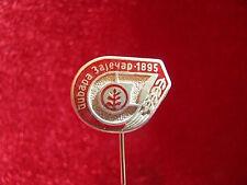 Breweriana - ZAJECARSKO PIVO - Brewery Zajecar, Serbia 1895  vintage pin badge B
