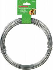 SupaGarden SGS60 Galvanised Garden Wire 20m - Silver