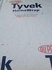 5' X 9'  DuPont Tyvek Homewrap Ground Sheet Tarp Footprint
