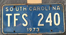 RARE ORIGINAL AMERICAN LICENCE NUMBER PLATE VINTAGE MAN CAVE AMERICANA #218