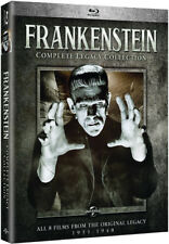 Frankenstein: Complete Legacy Collection [New Blu-ray] Boxed Set, Snap