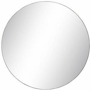 Spiegel Panama Rund Ø75cm Ganzflächig Garderobe Flur Wohnzimmer DISCOUNT