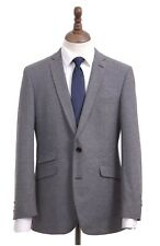 Men's Grey Savile Row Suit Tailored Fit