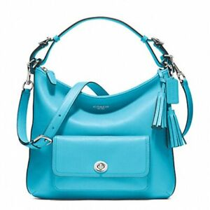 NWT Coach 22381 Legacy Courtenay Leather Convertible HoboTote/Purse