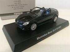 Kyosho 1/64 - Mercedes-Benz SLK 55 AMG Black