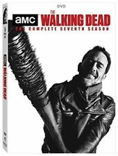 The Walking Dead: Complete Seventh Season 7 (DVD, 2017, 5 Disc) Sealed Expedited