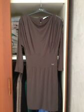 Liu Jo Vestito Elegante Donna Marrone - Liu Jo Elegant Woman Dress