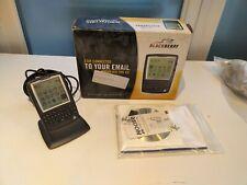 En Caja RIM Blackberry 5820 también conocido como R900 QWERTY Smartphone teléfono móvil Raro 5810 5790